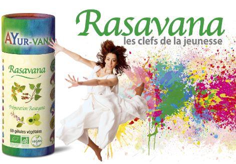 Rasavana, formule rasayana d'AYur-vana