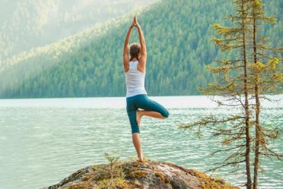 Utiliser le yoga pour mincir